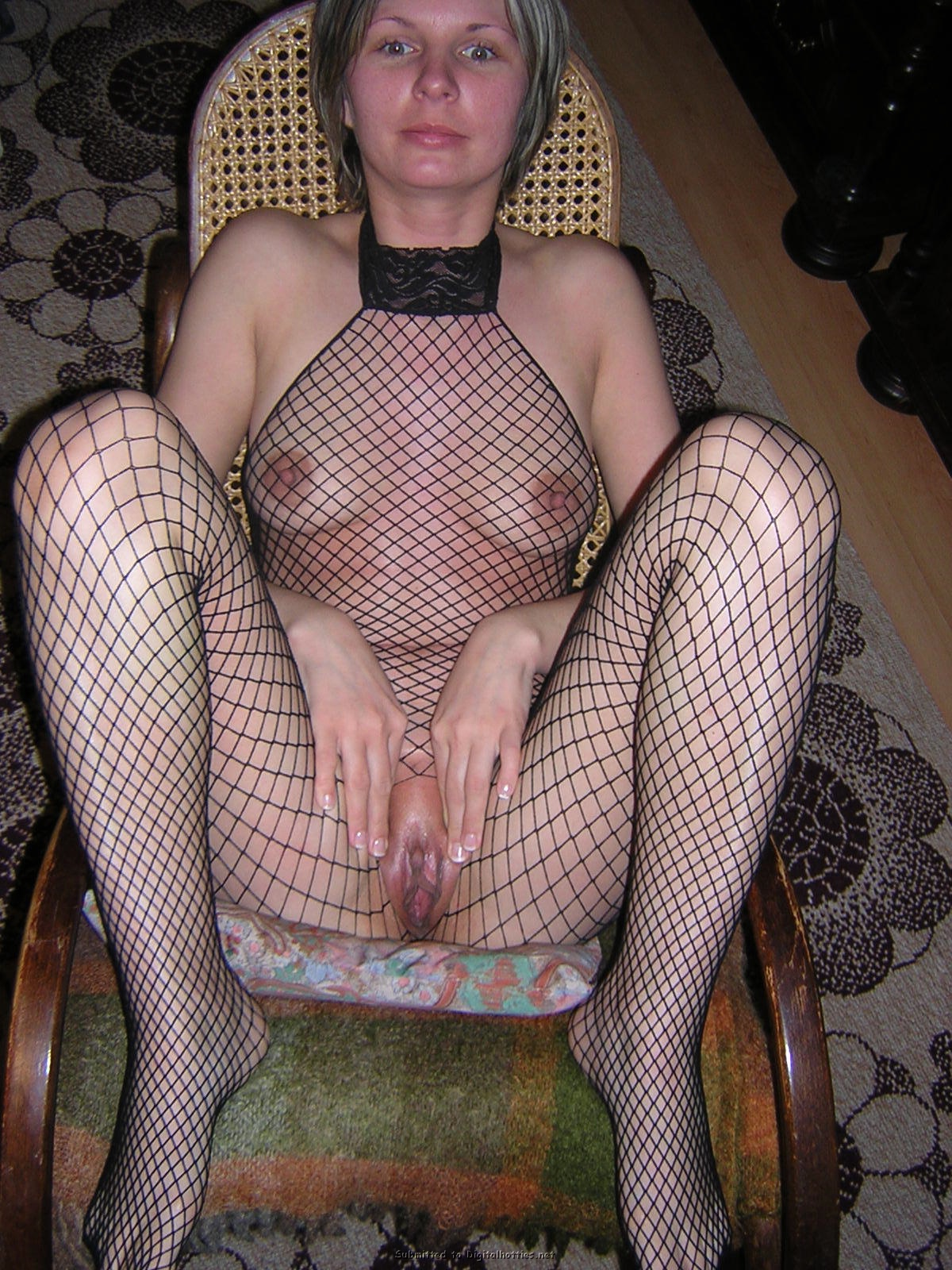 mom in fishnet bodystocking takes a cock mom in fishnet bodystocking ...